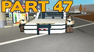 Roblox Mano County Patrol Part 47 | Let Go Of The Hostage! |