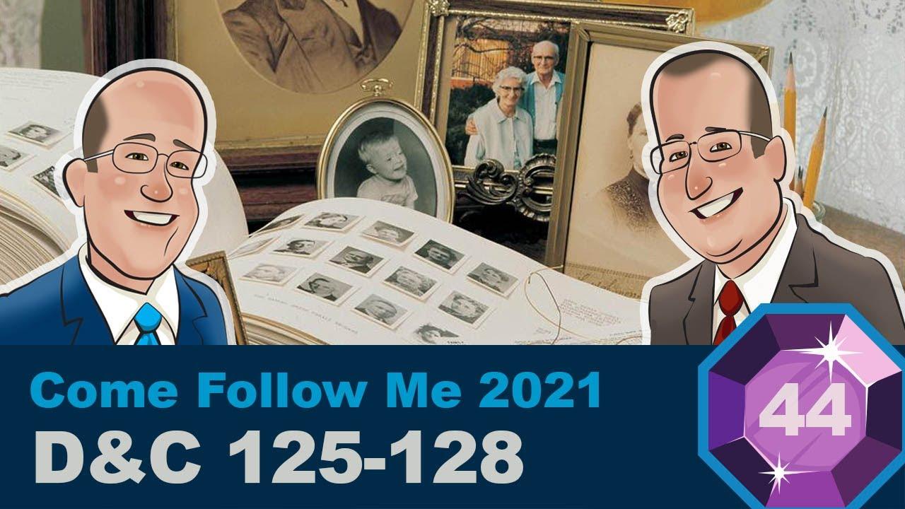 Download Scripture Gems Ep. 44- Come Follow Me: D&C 125-128