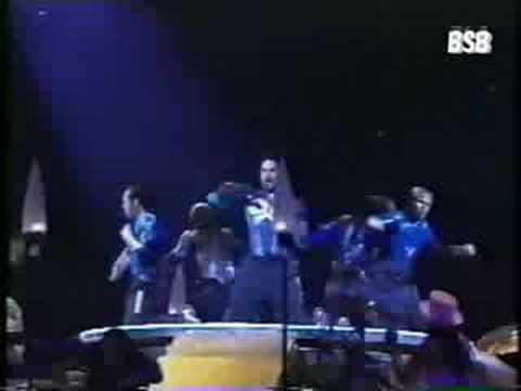 Backstreet Boys Cleveland Concert 2000 Digest