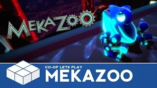 Mekazoo | 2 Player Co-Op Gameplay