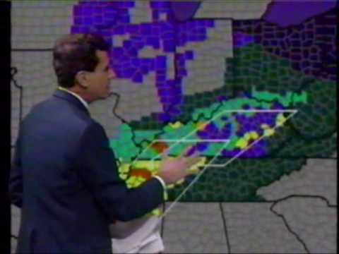 WHASTV 1997: 3197 11PM part 6 Flood 97 Coverage