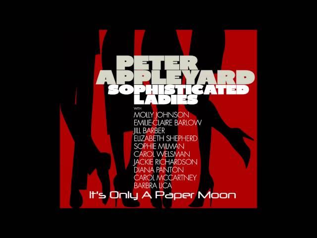Peter Appleyard - Only A Paper Moon