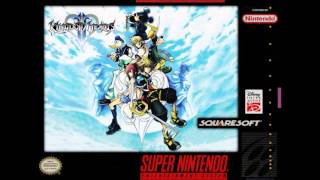 Rage Awakened - Kingdom Hearts II SNES Remix