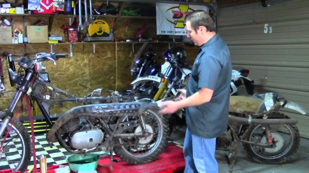 Kawasaki F9 Big Horn performance build