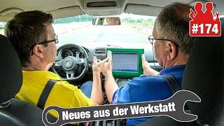 VW Golf VI mit viel zu viel Ladedruck & Opel GT von 1971 braucht eine neue Kupplung