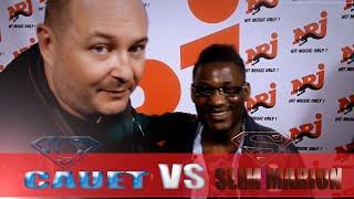 C' CAUET V.S SLIM MARION [Vlog Video Fun] #Part1