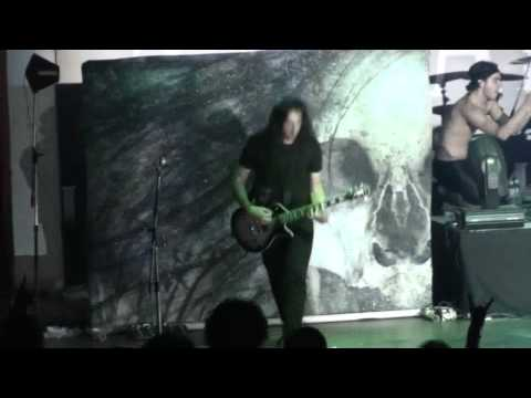 An Ocean Between Us - As I Lay Dying (Live in Sri Lanka)