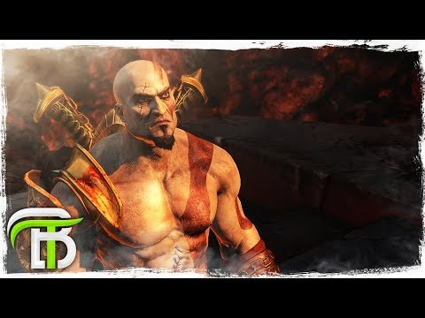 GOD OF WAR GAMEPLAY WALKTHROUGH PART 7 - GREAT WORLD TREE (God of War 4)