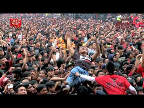 REVENGE THE FATE ( Part.1 ) Live at HELLPRINT - MONSTER OF NOISE 2