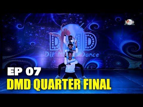 Dil Mange Dance | 7 EPISODE QUARTER FINAL | Rythem & Rahul | Adonai Films