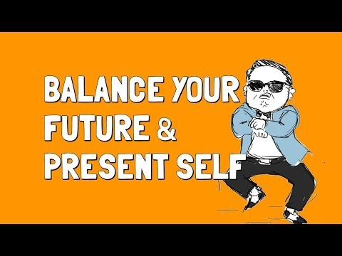 Wellcast: Balance Your Future and Present Self