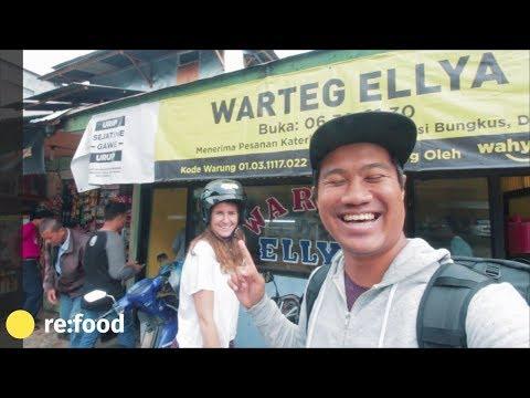 WARUNG WARTEG ELLYA - LOCAL INDONESIAN FOOD IN JAKARTA