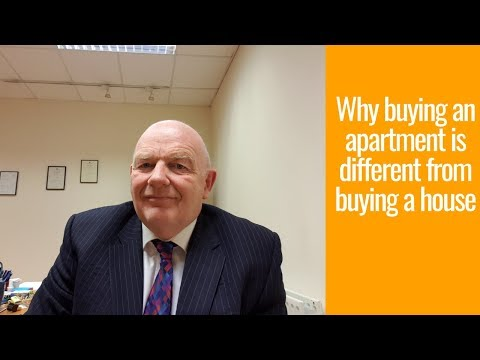 Why Buying An Apartment In Ireland Is Different From Buying A House