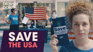 Save the USA