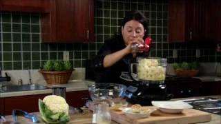 How To Make Roasted Garlic Cauliflower Mash