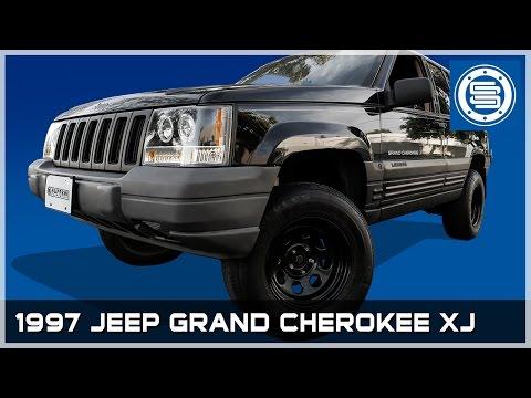 "1997 Jeep Grand Cherokee ZJ | 3"" Front/Rear Leveling Kit Install Tutorial"