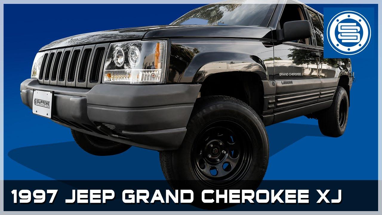 1997 Jeep Grand Cherokee Zj 3 Frontrear Leveling Kit Install