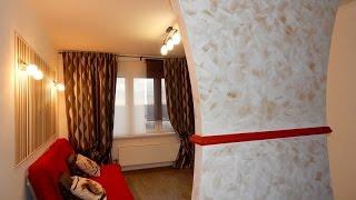 Продажа однокомнатной квартиры, Пироговский, Фабричная 15(Продается новая шикарная квартира с авторским дизайном, выполненным итальянскими мастерами. В качестве..., 2015-10-29T16:34:03.000Z)