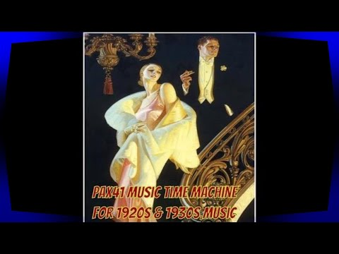May I Have This Dance  1930's British Dance Band Music  @Pax41