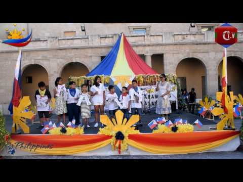 Philippines 119th independence day palma de mallorca 2017 Spain
