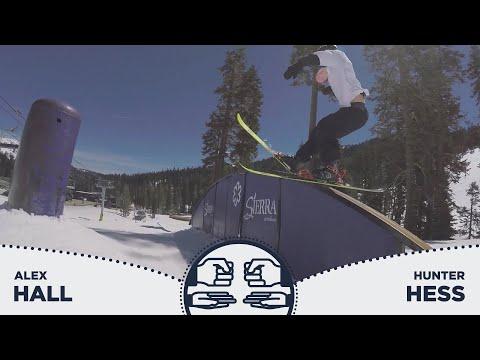 SLVSH    Alex Hall vs Hunter Hess