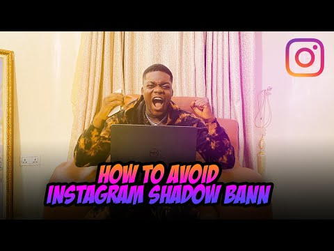 HOW TO AVOID SHADOW BAN