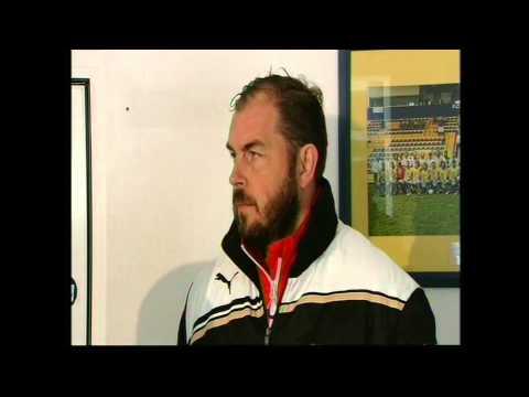 Interview with Örebro manager Alexander Axen