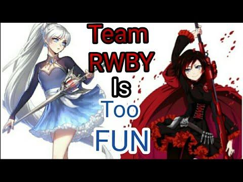 Team RWBY is