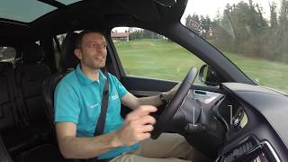Volvo XC90 test Juraja Šebalja
