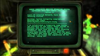 Fallout New Vegas McCarran There Stands the Grass part 2 of 7 Trekking and 1st and 2nd Levels