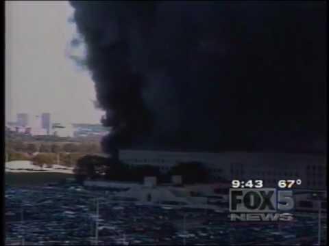 September 11, 2001 Television Timeline 5am12pm Part 1 NBC, FOX, ABC, CBS