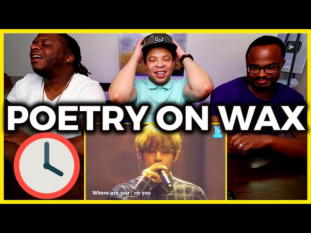 RM & V - 4 O'Clock REACTION_Review (POETRY on WAX)