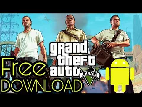 HOW TO DONLODE GTA 5  : 2017 FREE GTA 5 DOWNLODE !! FOR ANDROID USER !!