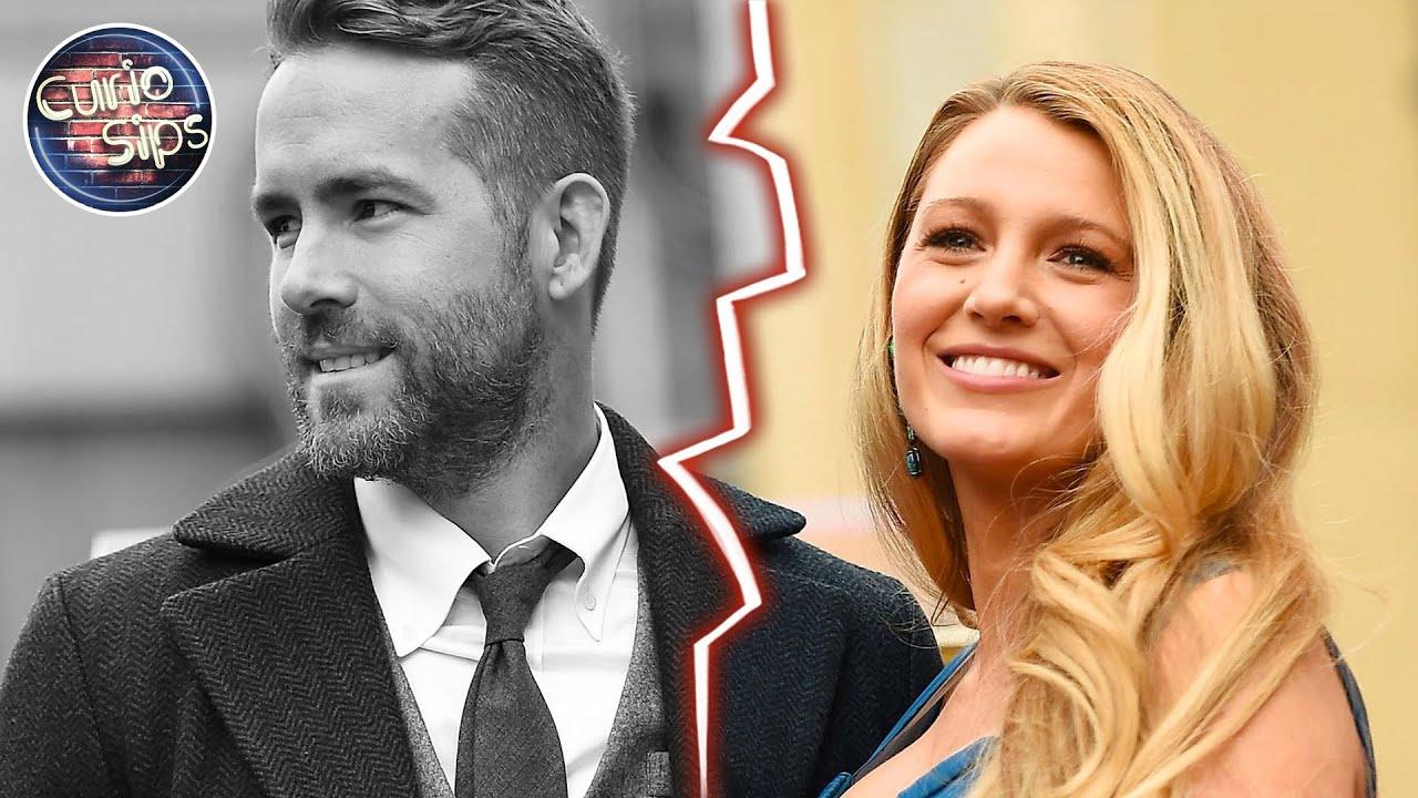 Ryan Reynolds Blake Lively Getting A Divorce Scarlett Johansson Is To Blame Youtube