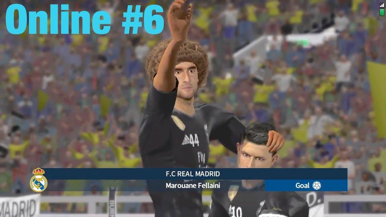 Dream League Soccer 2018 Online Gameplay #7