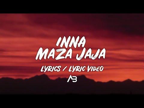 INNA - Maza Jaja (Lyrics / Lyric Video)