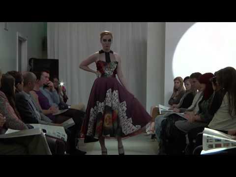 ARU Cambridge graduation fashion show 2013