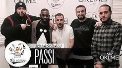 PASSI – #LASAUCE SUR OKLM RADIO 15/11/17