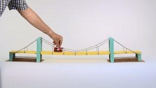 4. Suspension Bridges