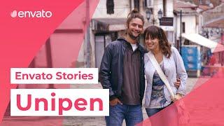 Envato Stories | Ivan and Irina Gashevski from Unipen (Envato Studio)