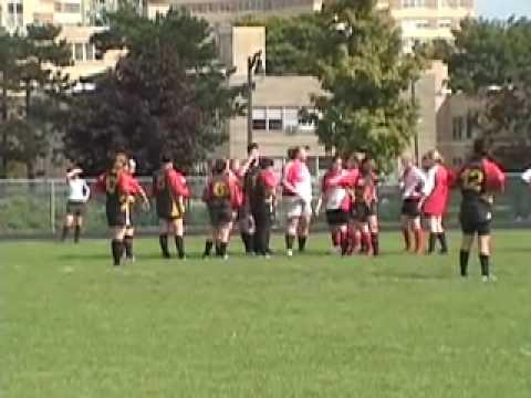 Saratoga WRFC Inaugural Match vs. Albany Law (Fall 2008) #4