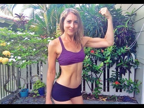 Tabata Torture: How to get sexy arms for summer | Home Workout