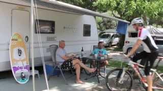 Camping Al Porto Torbole Trentino Outdoor