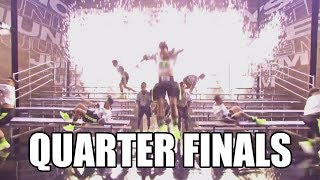 Junior New System America's Got Talent 2018 Quarter Finals|GTF