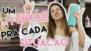 TEM FUNK PRA TUDO! | LIVIA INHUDES