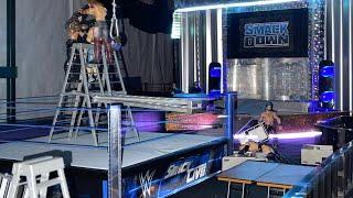 WWE TLC Match for Universal Championship - Roman Reigns vs John Cena vs Edge vs Balor vs Rollins