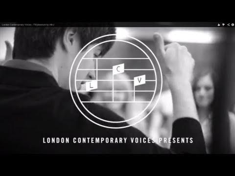 Alt-J - ∆ - Fitzpleasure - London Contemporary Voices