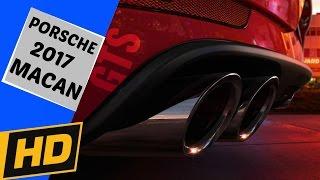 2017 Macan GTS Start Up & Exhaust Sound