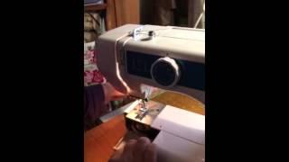 Queen Deluxe 222 sewing machine