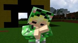 [minecraftアニメ]とあるクリーパーの非日常的な一日[MMD] thumbnail